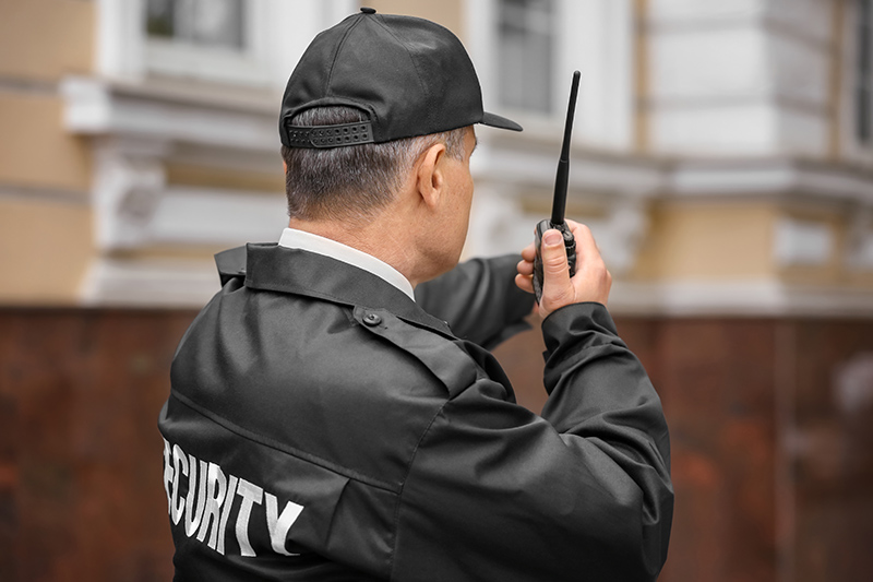 How To Be A Security Guard Uk in Northampton Northamptonshire